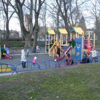 Детская площадка Roshen, Ахтырка