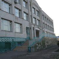 парадный вход, Ахтырка