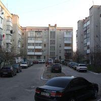 двор колодец 1, Ахтырка