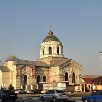 Спасо-Преображенская церковь, Ахтырка