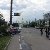 дорога до храму ♦ road to the church, Ахтырка