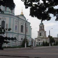 охтирські святині, Ахтырка