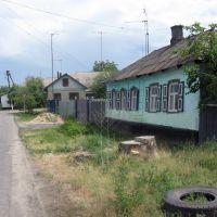 тиха вуличка ♦ quiet street, Ахтырка