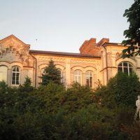 В цій гімназії вчився Борс Антоненно-Давидович, Ахтырка