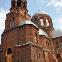 Ахтырка. Храм Георгия Победоносца, Ахтырка