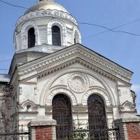Ахтырка. Спасо-Преображенская церковь, Ахтырка