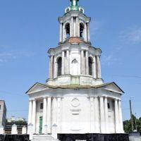 Ахтырка. Введенская церковь-колокольня, Ахтырка