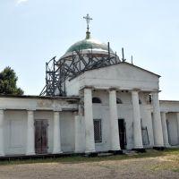 Ахтырка. Христорождественская церковь, Ахтырка