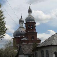 Михайловская церковь, Белополье