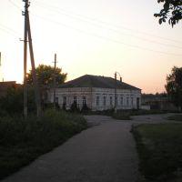 Мебельная фабрика, администрация, Белополье