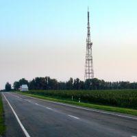 траса Суми - Білопілля  -  Intercity road, Белополье