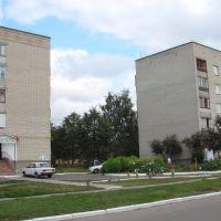 вул. Макаренка  -  st. Makarenko  2010 р, Белополье
