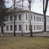 Стара будівля школи №1 - 2006 р, Белополье