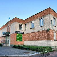 Сберегательный Банк, Бурынь