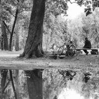 После дождя, Бурынь