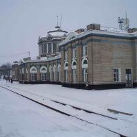 Станция Ворожба, Ворожба