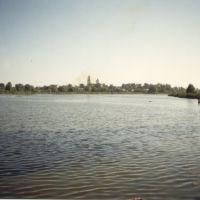 Воронеж Спащина (вид с дамбы), Воронеж