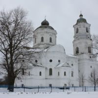 Mykhaylovska Church, Воронеж