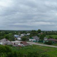Воронеж утопающий в зеленом море (панорама), Воронеж