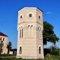 Вороніж - водонапірна башта, Voronіzh - water tower, Ворнонеж - водонапорная башня, Воронеж