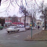 Автовокзал, Глухов