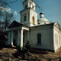 Вознисенская церковь, Глухов