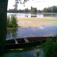 Поплавское озеро, Глухов