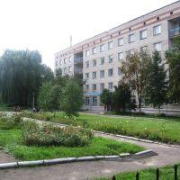 Общага на Пушкинской, Глухов