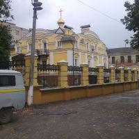 монастырь, Глухов
