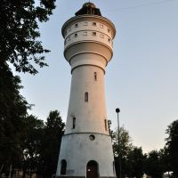 Water Tower in Gluhov, Глухов