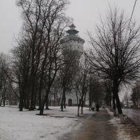 Водонапорная башня, Глухов