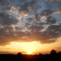 sunset, Кириковка