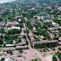 Площадь Конотопских дивизий, Конотоп