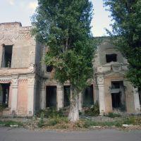 бывшая школа, Конотоп
