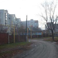 Улица им.Полины Осипенко, Конотоп