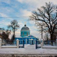 Свято-Вознесенский собор (Драгомировская церковь), 1846,, Конотоп
