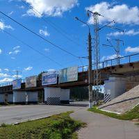 Путепровод над просп. Мира, Конотоп