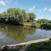озеро в с.Сергеевка, Кровелец