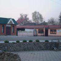 вещевой рынок, Лебедин