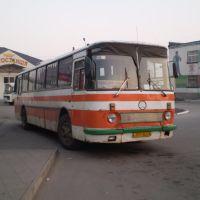 автовокзал, Лебедин