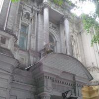 Будинок побудований в стилі класицизму, Лебедин