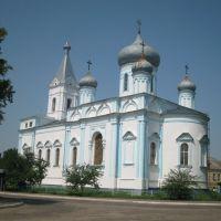 Вознесенська церква Лебедина, Лебедин