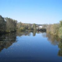 Lipovaya Dolina, river Khorol, Липовая Долина