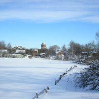 Под покровом снега, Недригайлов