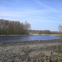 Речка ранней весной, Недригайлов