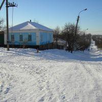 первомайская зимой, Путивль