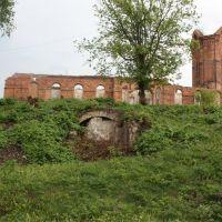 Руины в центре, Путивль