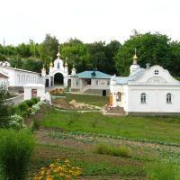 Молчанский  монастырь, Путивль