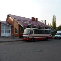 Автовокзал Путивль, Путивль