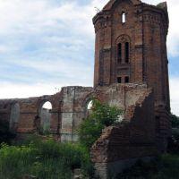мальовнича руїна – водонапірна башта 19 ст., Путивль